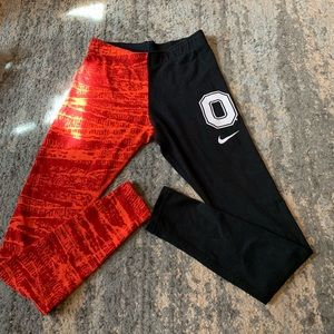 Nike Ohio state leggings